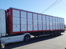 Lecitrailer livestock trailer semi-trailer 3 étages GUITTON