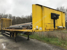 Samro heavy equipment transport semi-trailer