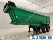 Tipper semi-trailer 26 cub in steel