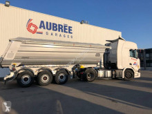 Menci construction dump semi-trailer SA700R750