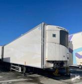 Frappa multi temperature refrigerated semi-trailer