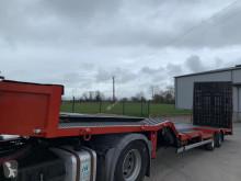 Semirimorchio trasporto macchinari Trax Non spécifié