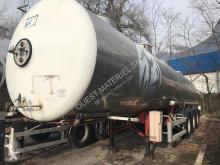 Semirremolque Magyar Non spécifié cisterna productos químicos usado