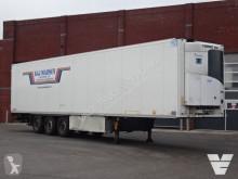 Semirimorchio frigo monotemperatura Schmitz Cargobull SCB*S3B Hooks / Rohrbahnen / Vleeshang ThermoKing SLX300 -