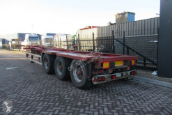 Semirimorchio portacontainers Krone Container Chassis / Extendable on rear / BPW + drum
