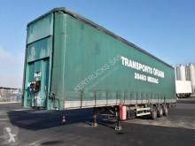 Samro Non spécifié semi-trailer used tautliner