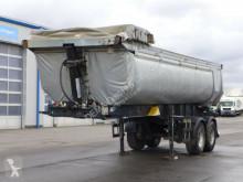 Schwarzmüller tipper semi-trailer HKM 2/E*Alumulde*Elek-Rollplane*Vo