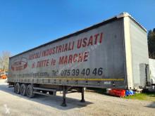 Semirimorchio Teloni scorrevoli (centinato) Schmitz Cargobull SEMIRIMORCHIO, CENTINATO FRANCESE, 3 assi