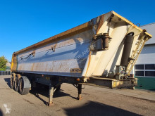 Benalu Kipper 30m3 / Aluminum semi-trailer used tipper