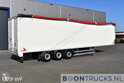 Stas moving floor semi-trailer S300ZX | WALKING FLOOR / SCHUBBODEN 92 M³ * APK 06-2021