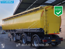 Welgro tanker semi-trailer 97 WSL43-32 32Ton / 10 Comp / 2x Lenkachse / 1x Liftachse