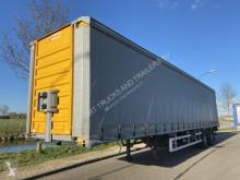 Semirimorchio Teloni scorrevoli (centinato) Fruehauf 2-Axle Tautliner / Steering Axle / Loading lift / APK