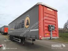 Fruehauf tautliner semi-trailer Rideaux Coulissant Mega