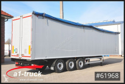 Carnehl moving floor semi-trailer CSS/AL Walkingfloor 90m³ Liftachse