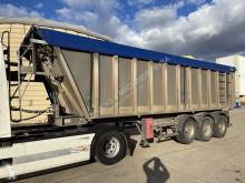 Benalu tipper semi-trailer 40m³ - ALU KIPPER - SCHEIBENBREMSEN / DISC BRAKES - SMB - LIFT AXLE / LIFT ACHSE - AIR SUSP / LUFTFEDERUNG - ALU KIPPER / ALU CH