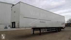 Desot box semi-trailer