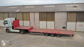 Asca flatbed semi-trailer