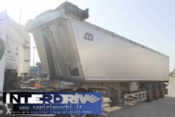 Menci vasca 52m3 alluminio semi-trailer used cereal tipper