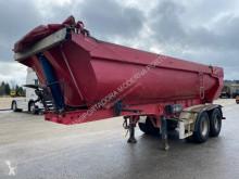 Robuste Kaiser half-pipe semi-trailer Semi-Reboque
