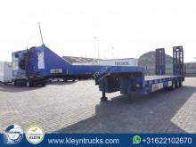 Kempf heavy equipment transport semi-trailer SPT 35/3 3x steering,hydr.whi