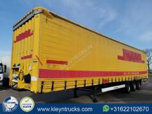 Semirremolque Krone MEGA BACK DOORS bpw disc brakes lonas deslizantes (PLFD) usado