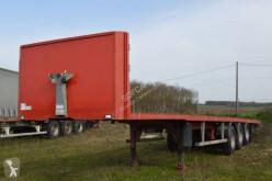Trouillet flatbed semi-trailer