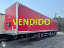 Semirremolque furgón Samro SRV4