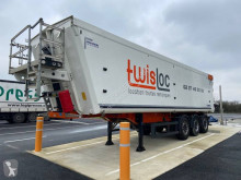 Schmitz Cargobull tipper semi-trailer SKI 9,6 - 52m3 portes universelles