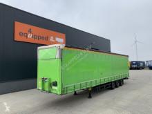 Schmitz Cargobull tautliner semi-trailer Varios
