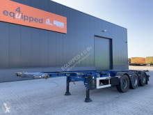 LAG container semi-trailer 20FT/30FT, ADR, BPW, NL-CHASSIS