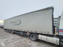 Krone tautliner semi-trailer SEMIRIMORCHIO, CENTINATO FRANCESE, 3 assi