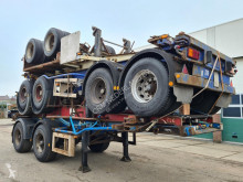 Container semi-trailer Container chassis 20ft. / Full Steel