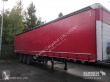 Trailer Schmitz Cargobull Curtainsider Euroliner tweedehands Schuifzeilen