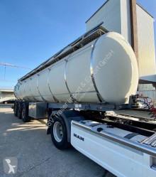 Cardi 33-4, TOP!! semi-trailer used food tanker