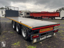 Montenegro SPI-3S semi-trailer used flatbed