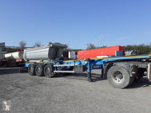 Lecitrailer PORTE CONTAINERS semi-trailer used container