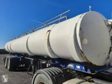 BSL food tanker semi-trailer