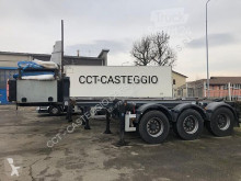 Chassis semi-trailer OMT 3ST01