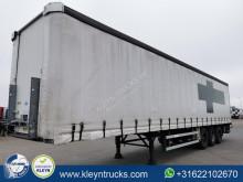 Groenewegen DRO-14-27 laadklep hh vloer semi-trailer used tautliner