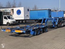 Van Hool SEMI DIEPLADER semi-trailer used heavy equipment transport