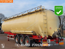 LAG O 3 39 KA 62m3 Kippsilo 24v kipphydraulic semi-trailer used tanker