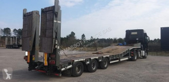 Castera SM005C839 semi-trailer used heavy equipment transport