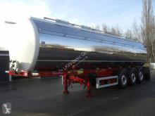 Tanker semi-trailer T3P / 4KAMMERN