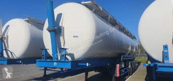 Benalu 60 M3 semi-trailer used food tanker