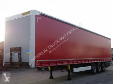 Sættevogn Wielton CURTAINSIDER/STANDARD / LIFTED AXLE /SAF palletransport brugt