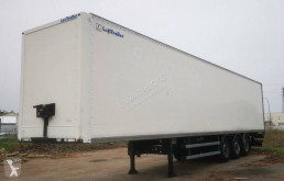 Lecitrailer semi-trailer used plywood box