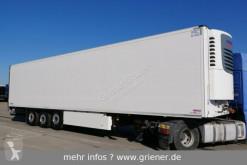 Semi remorque Schmitz Cargobull SKO SKO 24/ LBW 2000 kg / DOPPELSTOCK / ALUFELGEN isotherme occasion