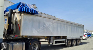 Tisvol cereal tipper semi-trailer BASCULANTE ALUMINIO