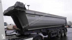 Meiller half-pipe semi-trailer 28m3 hardox