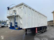 Semirimorchio Benalu BulkLiner ribaltabile trasporto cereali usato